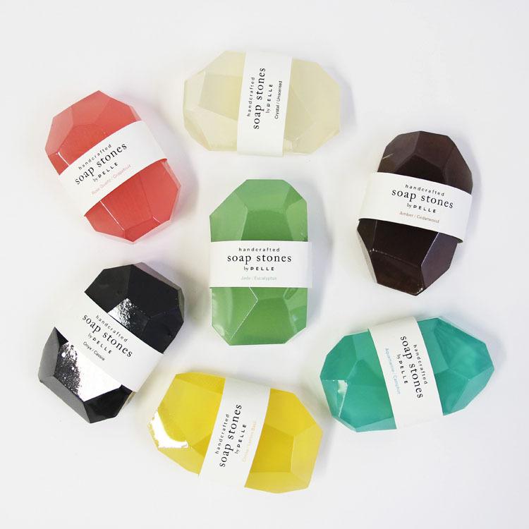 Pelle Soap Stones