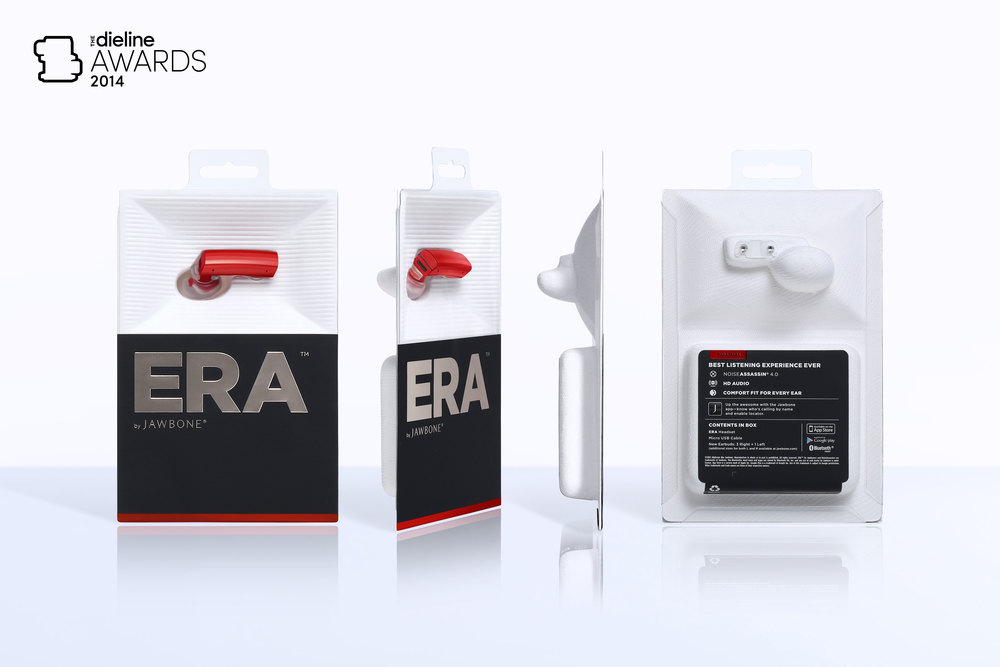 The dieline awards 2014 technology media self for Industrial design packaging