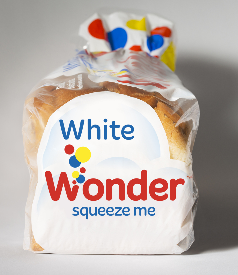 Before and After: Wonder Bread — The Dieline | Packaging ...