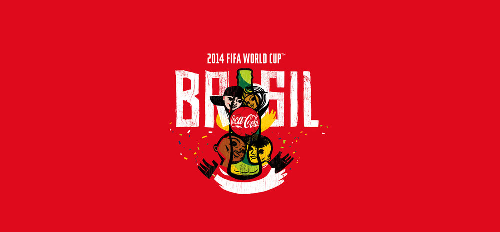 2014 Fifa World Cup Cans The Dieline Packaging