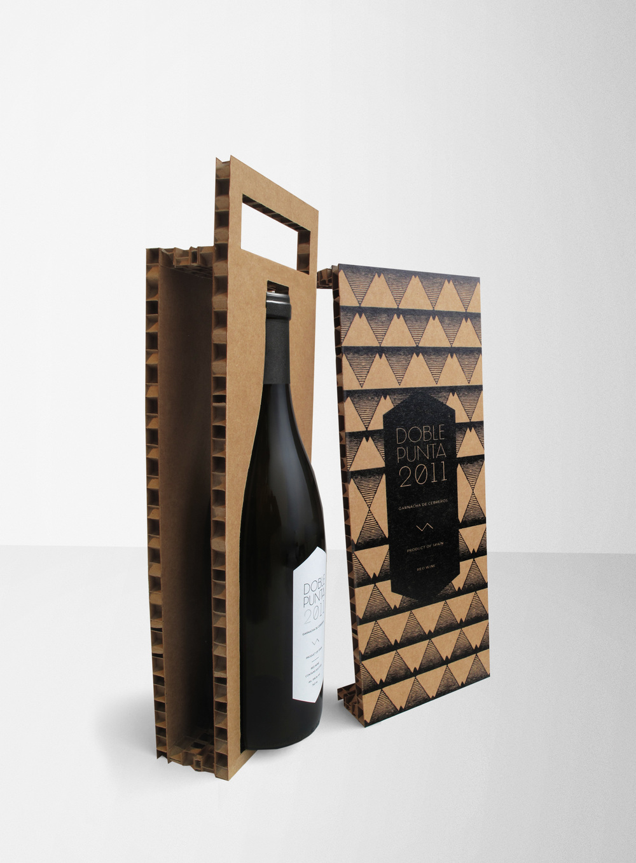 Wine bottle packaging 20