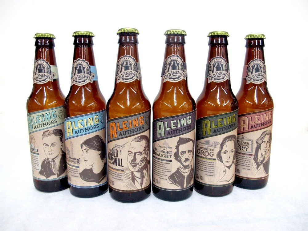 craft beer brands opinion series the rise of craft the dieline 1396