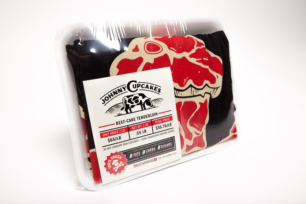 Johnny Cupcakes Farms — The Dieline   Packaging & Branding Design & Innovation News
