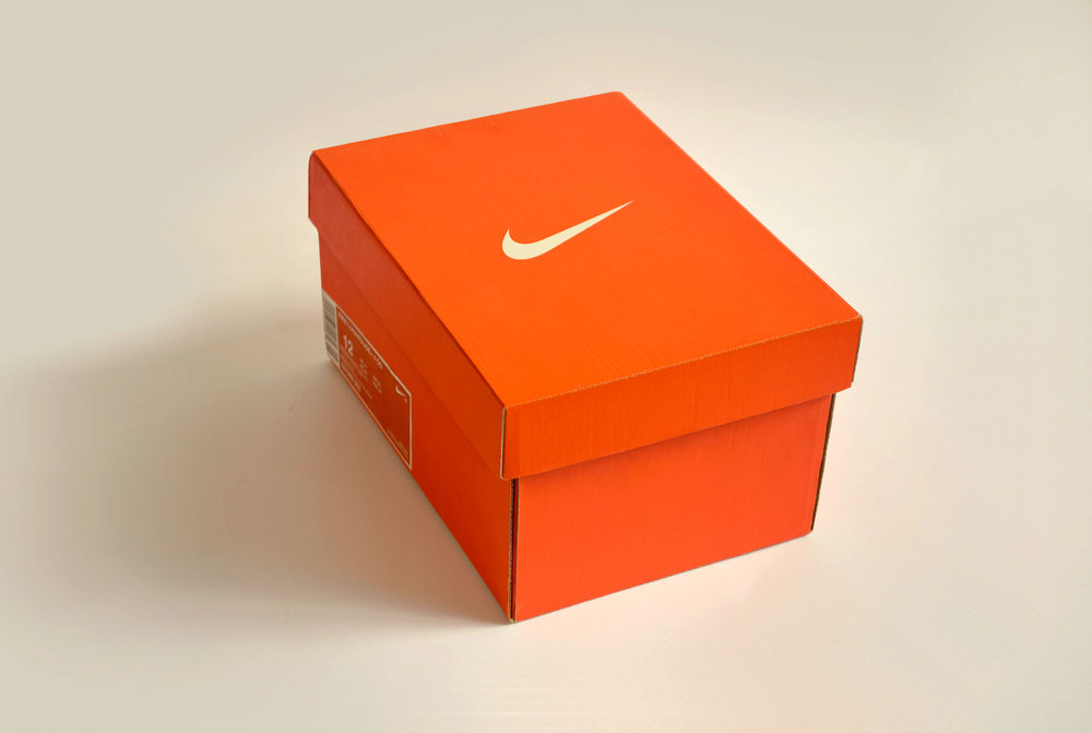 Nike Free Box: A Shoebox 1/3 the Size of the Original — The ...