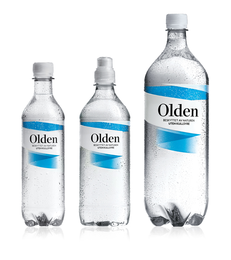 Before & After: Olden Water — The Dieline   Packaging & Branding Design & Innovation News