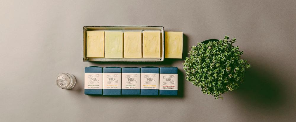 Nota Bene Wares The Dieline Package Design Resource