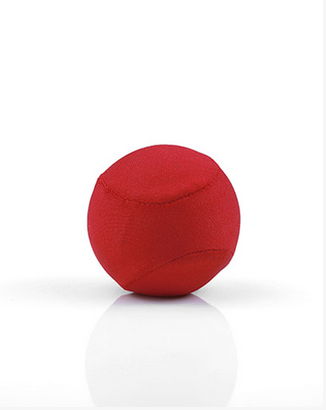 Stress ball to help you keep calm.
