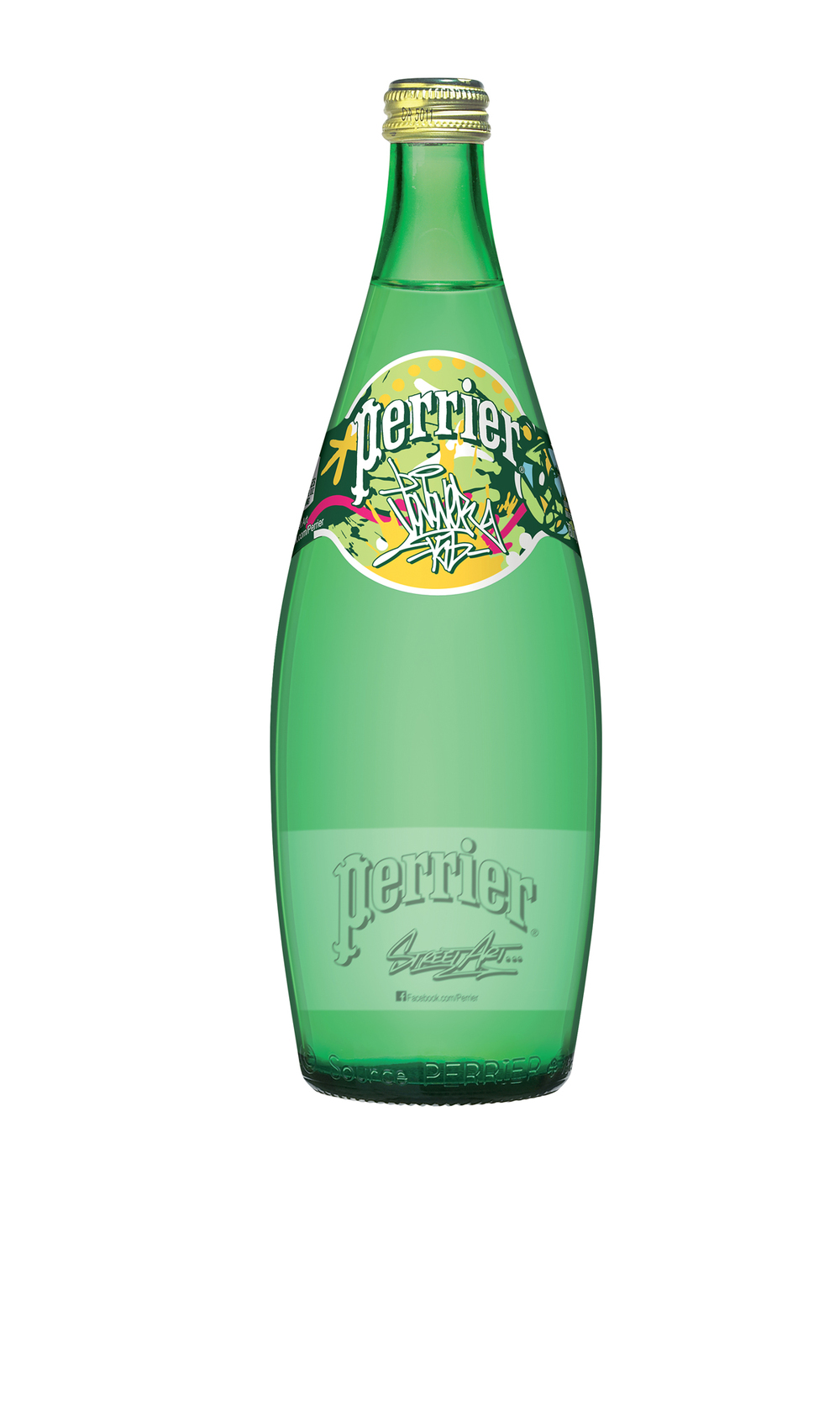 Perrier 174 Limited Edition Street Art Collection The