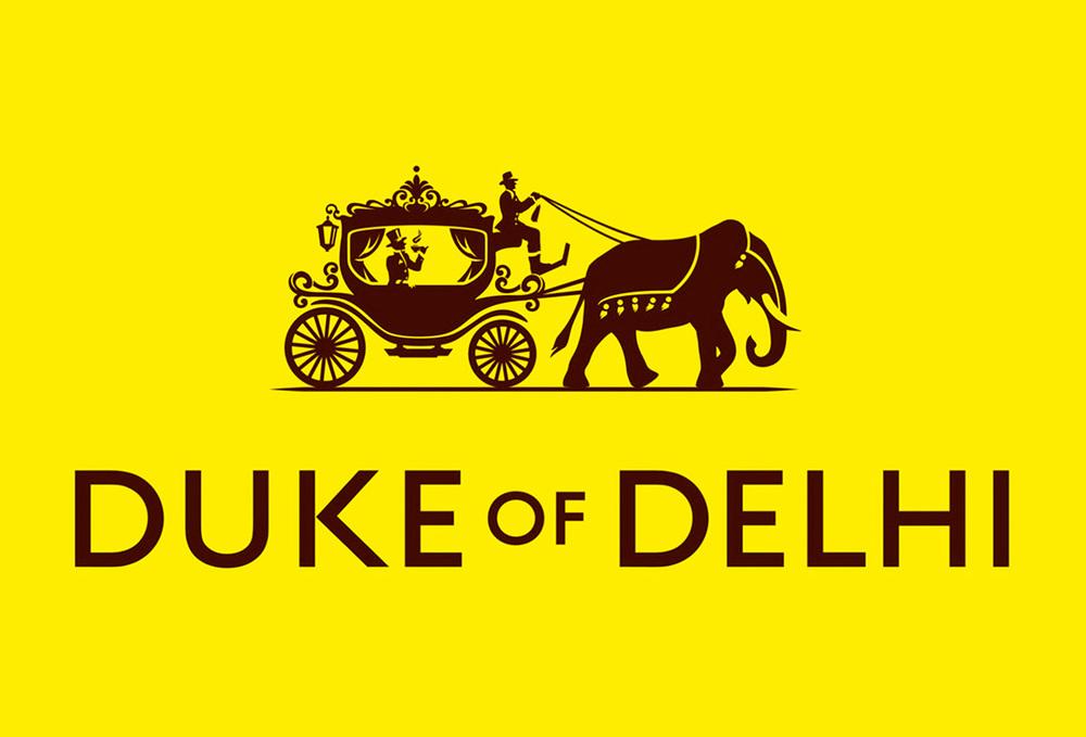 Duke od Delhi logo RGB