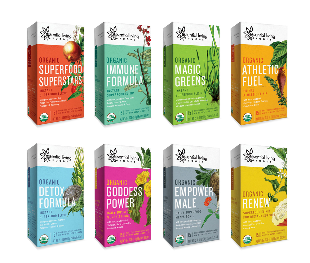 Ordinaire U201cEssential Living Foods Sources The Worldu0027s Most Nutritious, Beyond Organic  Superfoods Via Ethical And Sustainable Business Practices That Positively  Impact ...