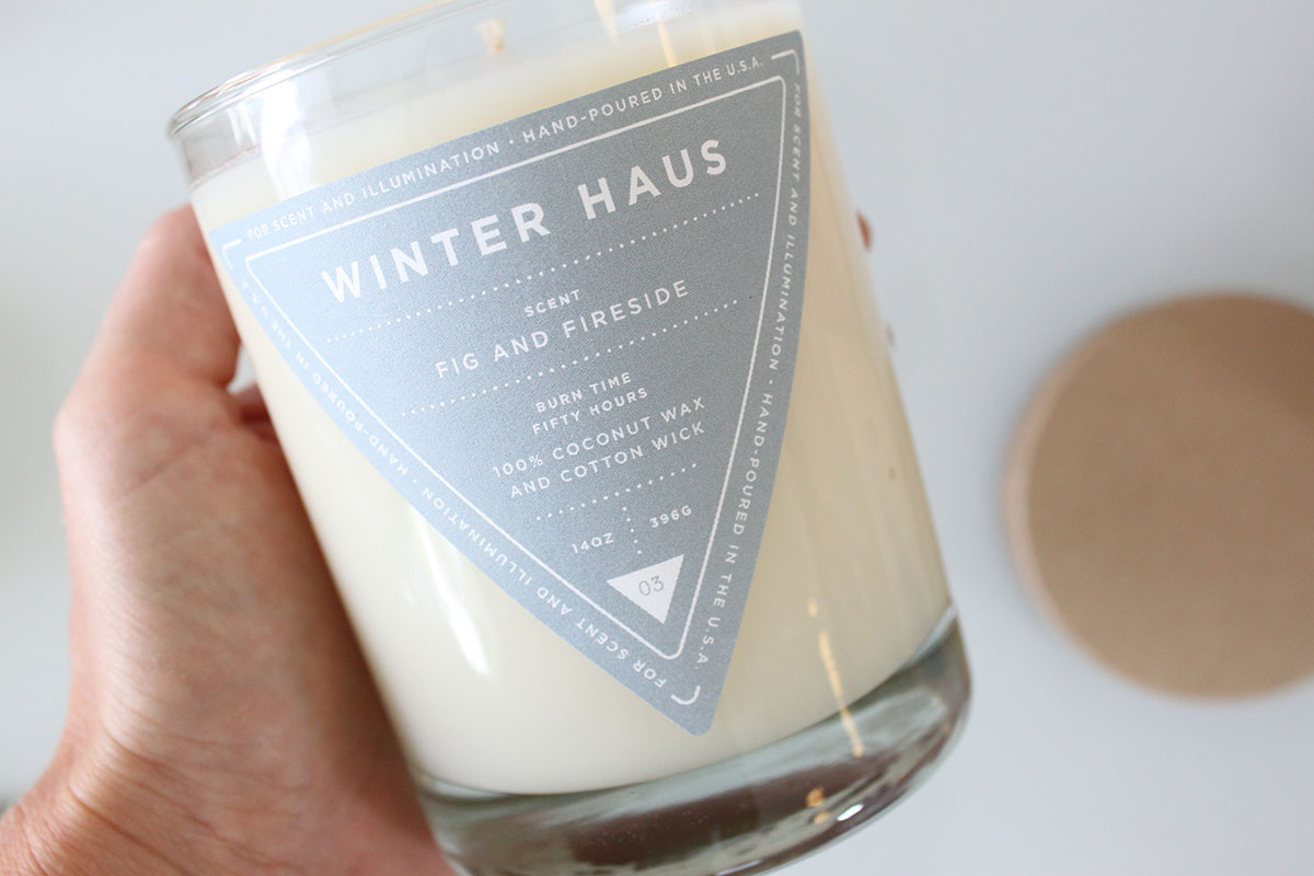 Haus Candle Packaging 1