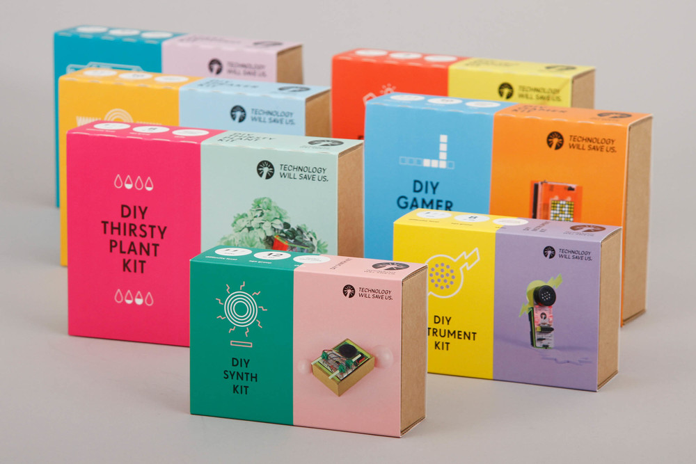 Technology Will Save Us The Dieline Packaging