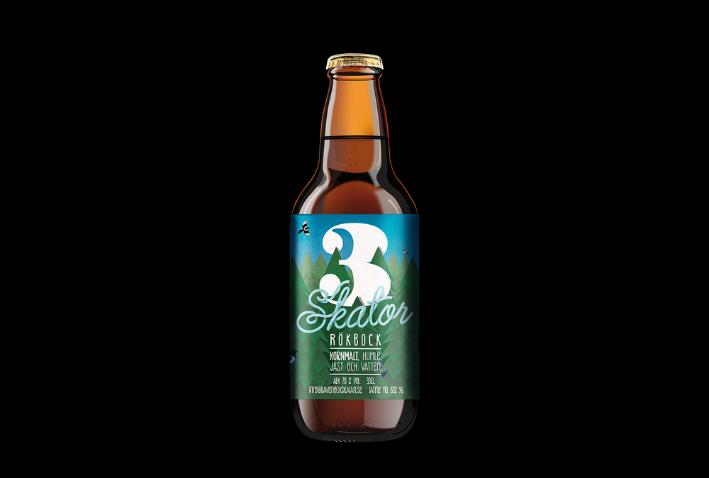 Räven och skatans Öl 4