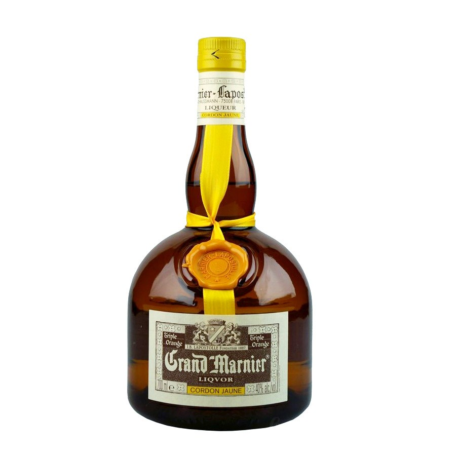 Before after grand marnier cordon jaune the dieline for Grand marnier cordon jaune aldi