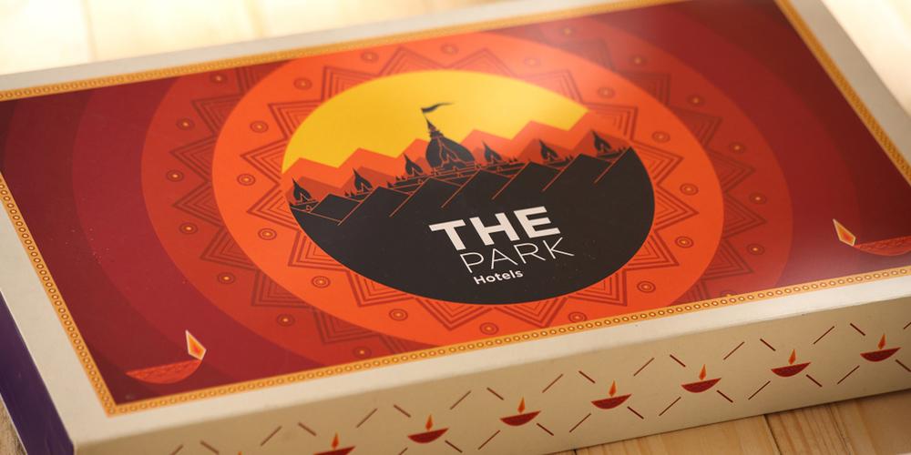 The Park Diwali Gift Hamper The Dieline Packaging