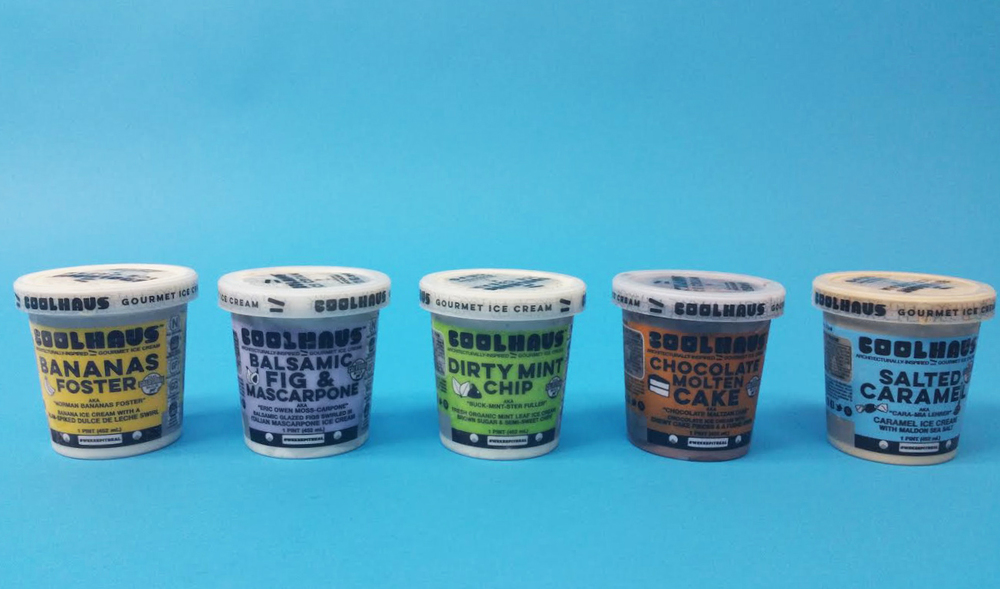 Cool Haus coolhaus redesign the dieline packaging branding