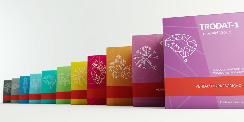 RPH Pharma — The Dieline | Packaging & Branding Design ...