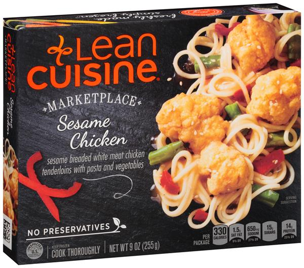 NEW Lean Cuisine mdash The Dieline Branding amp Packaging Design
