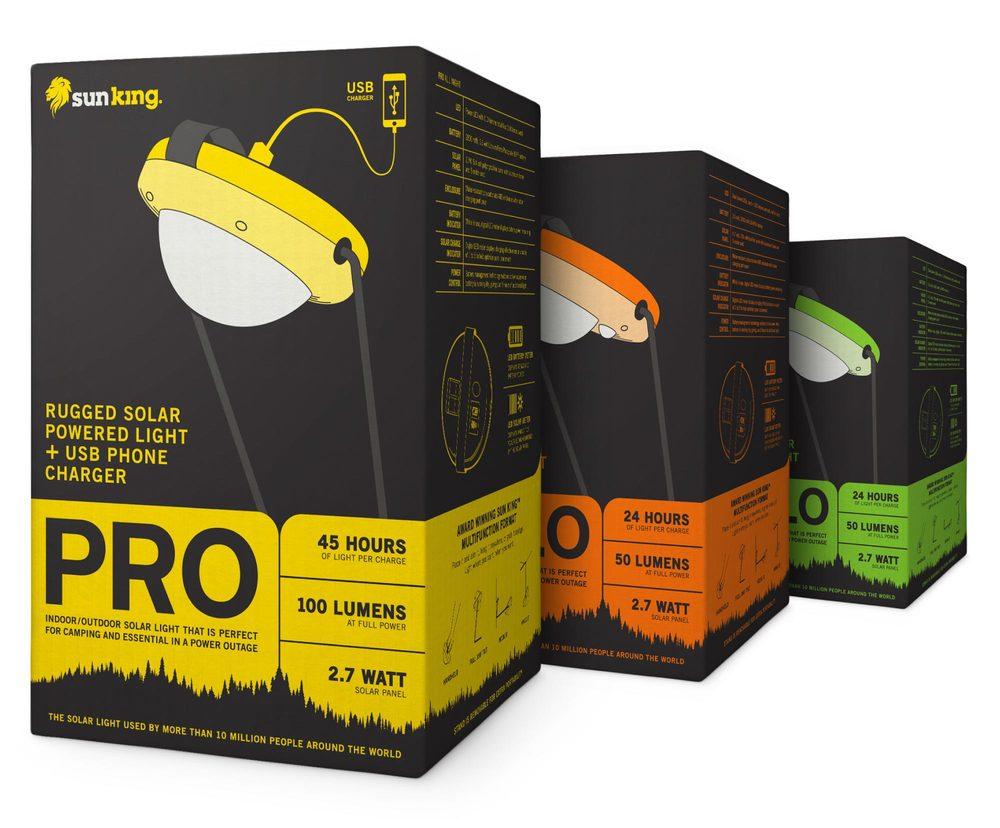 Greenlight Packaging Sun King The Dieline Branding