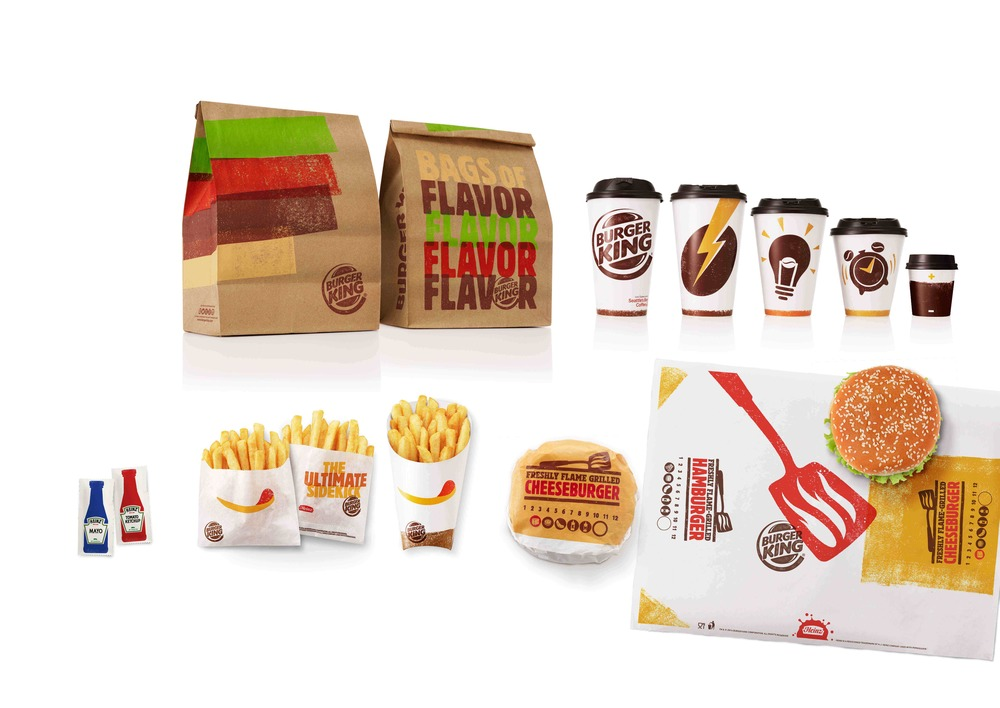 These Playful Yet Subtle Elements Fill Burger King With Character Giving Consumers A Reason To Be Attached Their Brand And Keep Coming Back