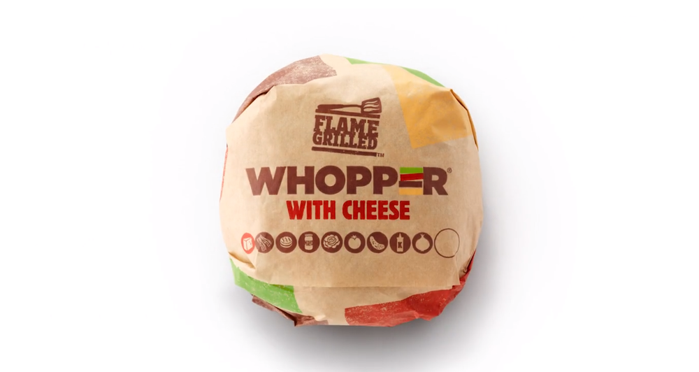 B Cup Example Burger King Rebrand �...