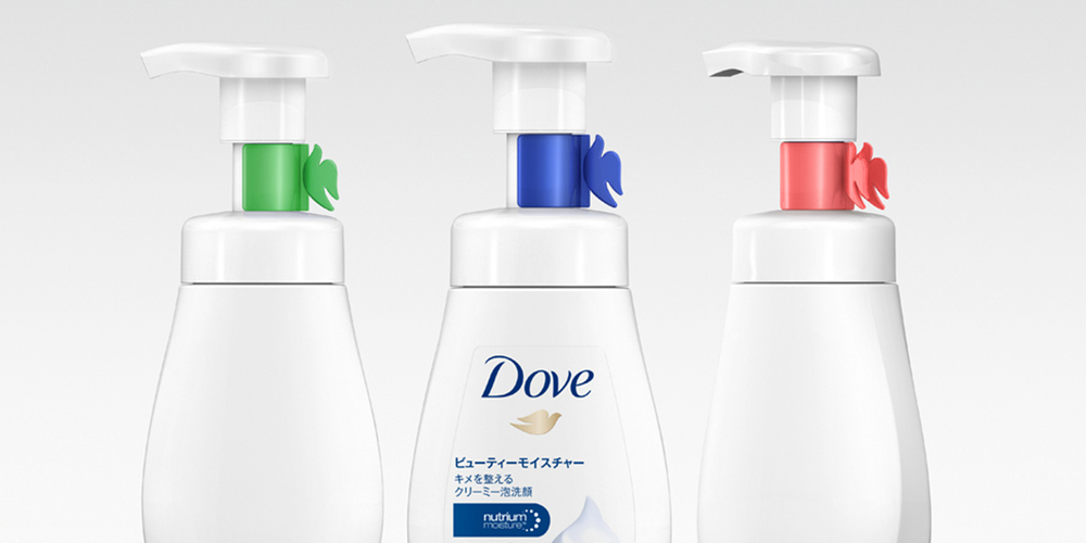 Dove Foaming Cleanser