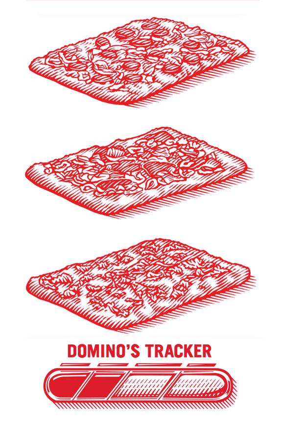dominos pizza tracker