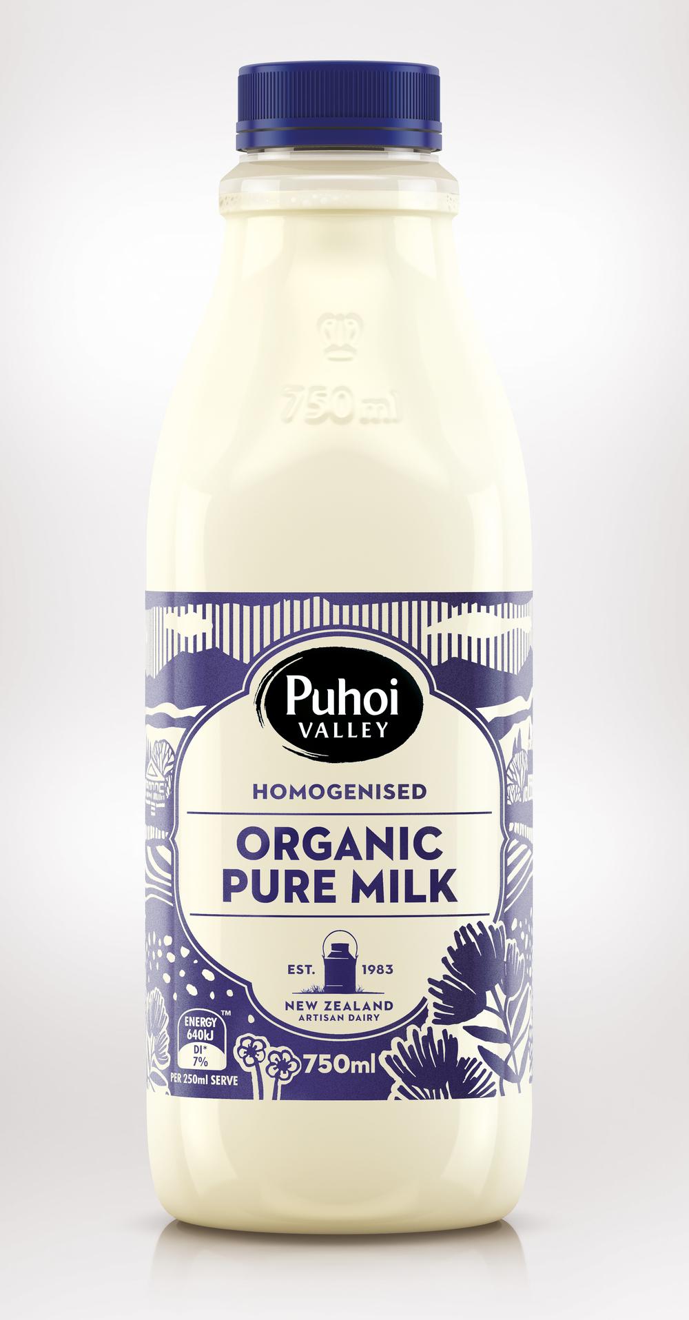 Organic Valley Milk Brands