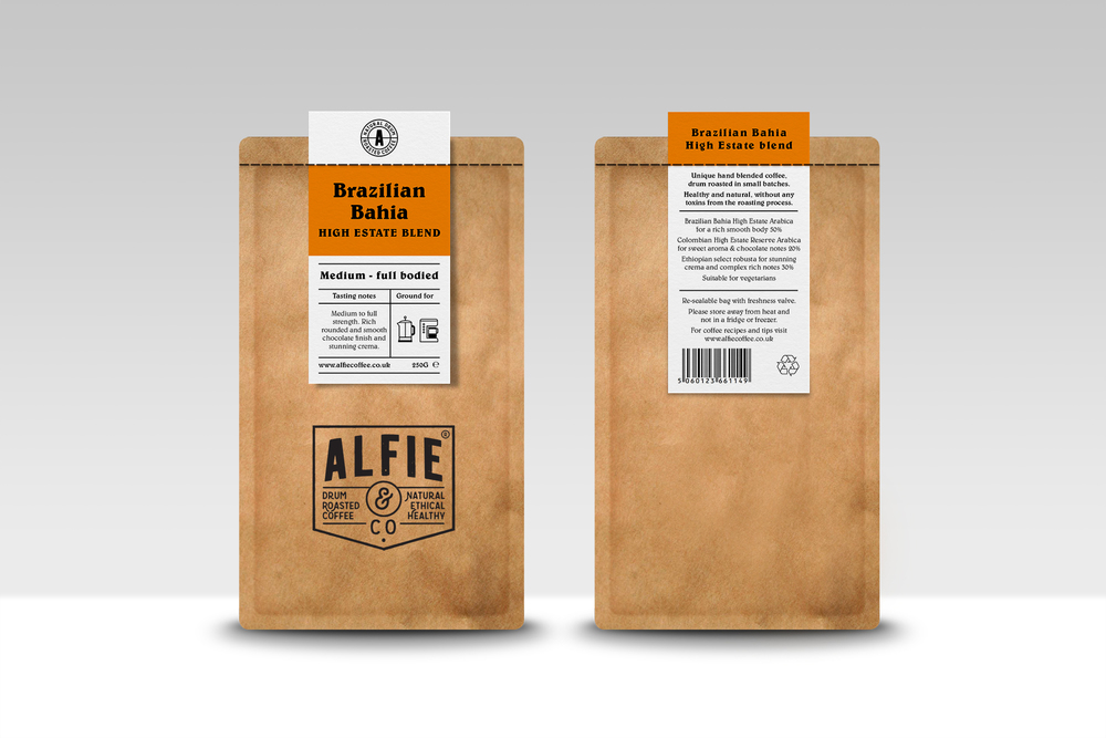 Alfie & Co. — The Dieline | Packaging & Branding Design ...