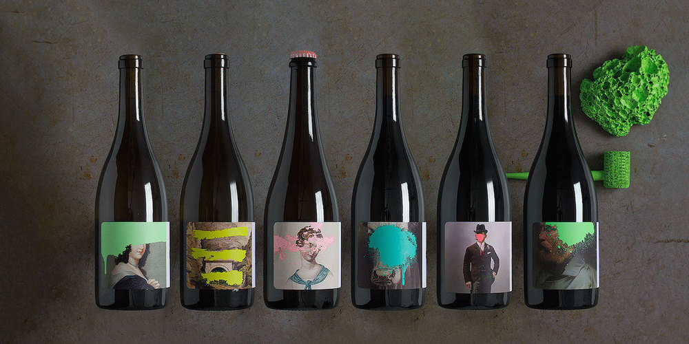 Cruse Wine Co The Dieline Packaging Amp Branding Design
