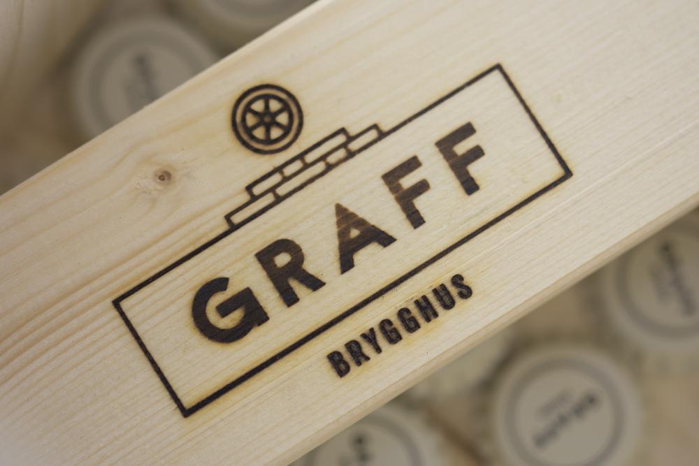 Graff Brygghus flasker