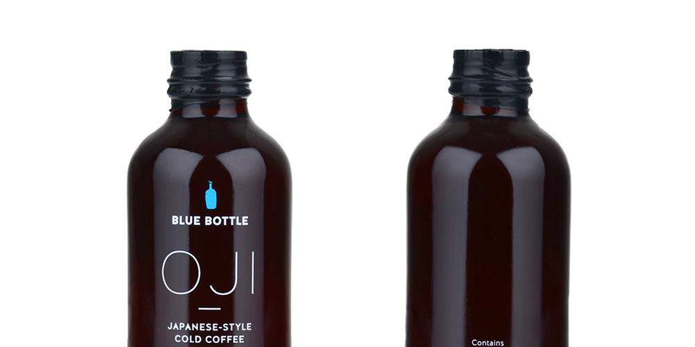 Blue Bottle Coffee Oji The Dieline Branding
