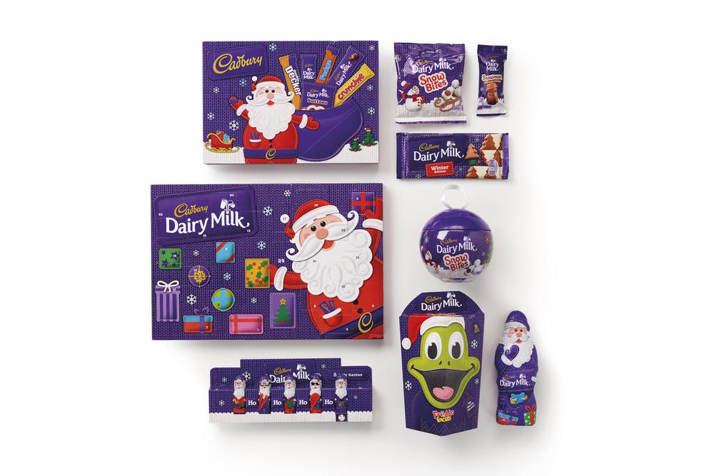Cadbury Christmas Chocolate