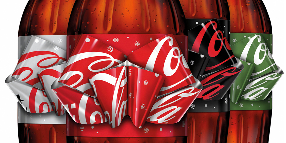 Coca Cola S Limited Edition Bow Label Bottles The