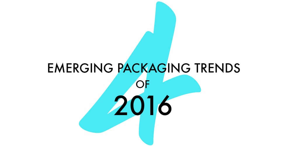 4 emerging packaging design trends of 2016 essentialism for Best modern logos 2016