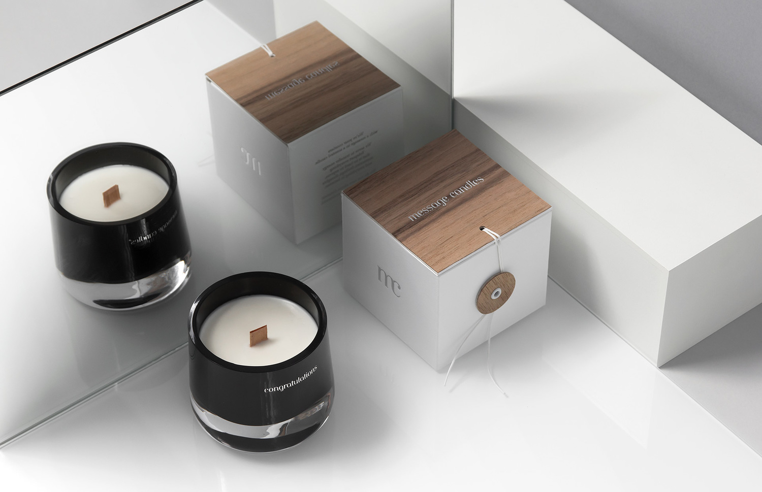Message Candle Packaging 2