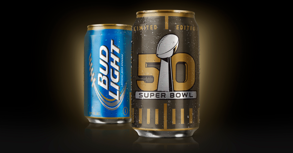This Year, Pearlfisher Design Joined Forces With Bud Light And The NFL To  Create Something For Their Fans That Is Truly Worth Celebrating, Two Series  Of ...