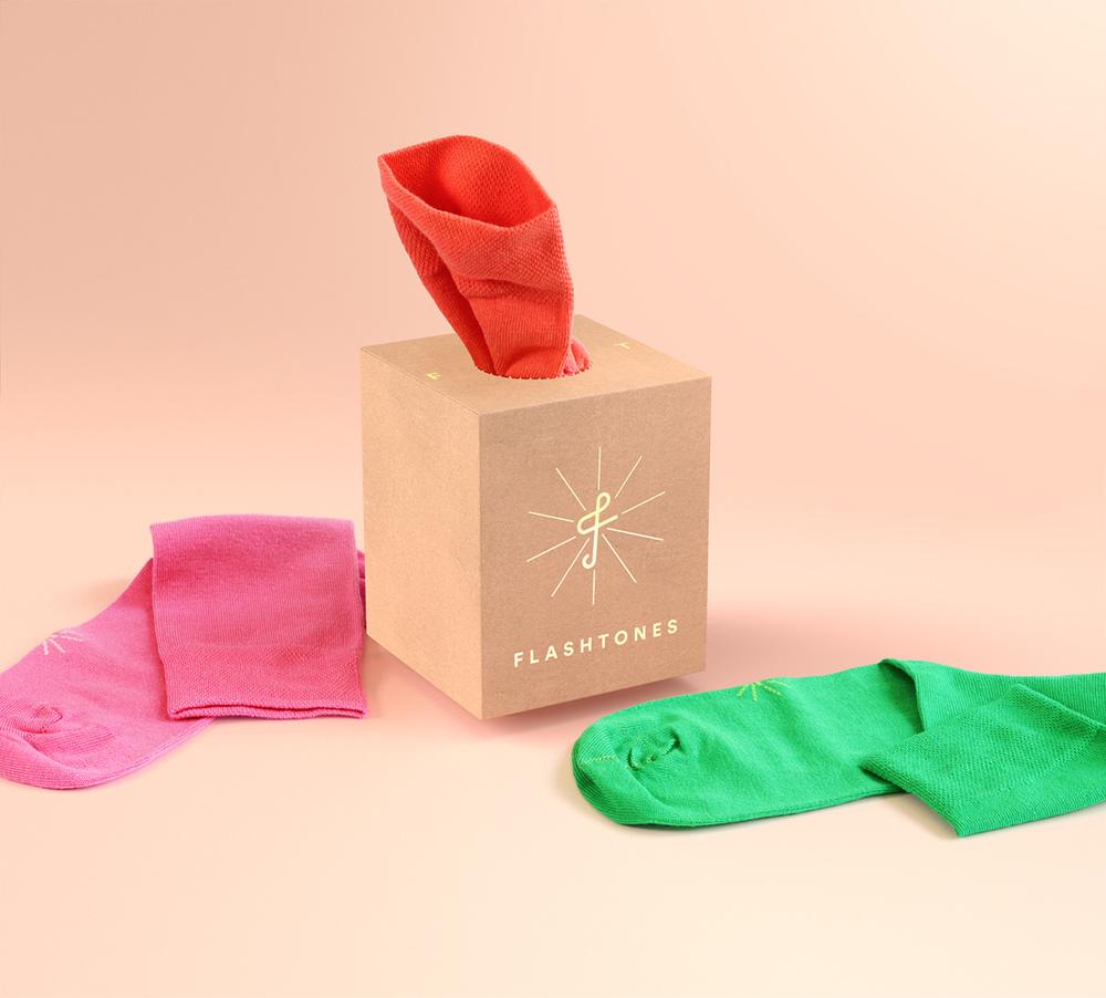 Упаковать подарок красиво носки фото