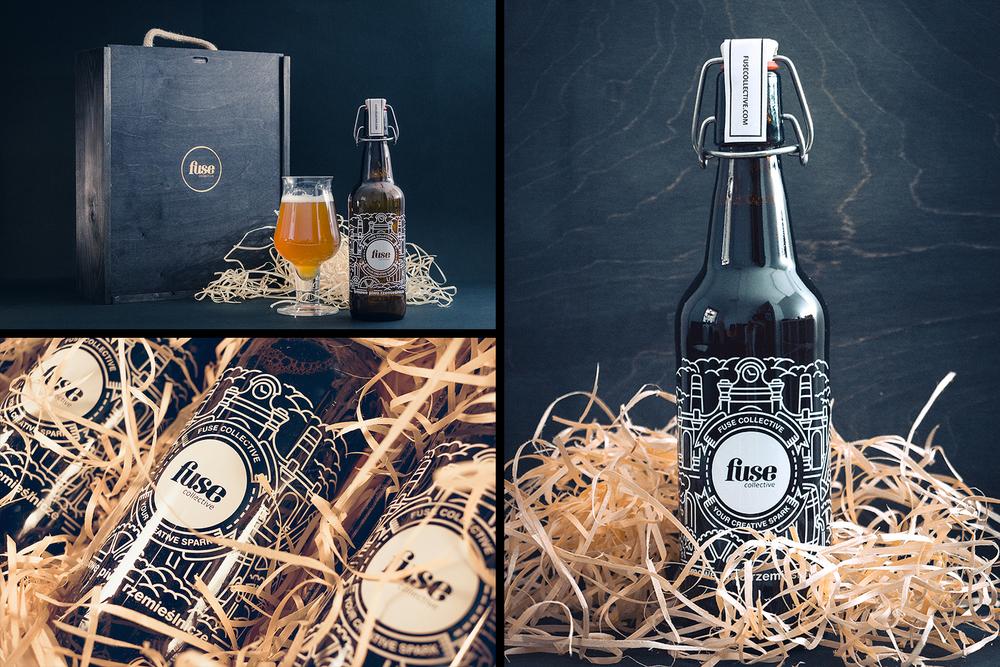 Craft Beer Christmas Gift — DIELINE