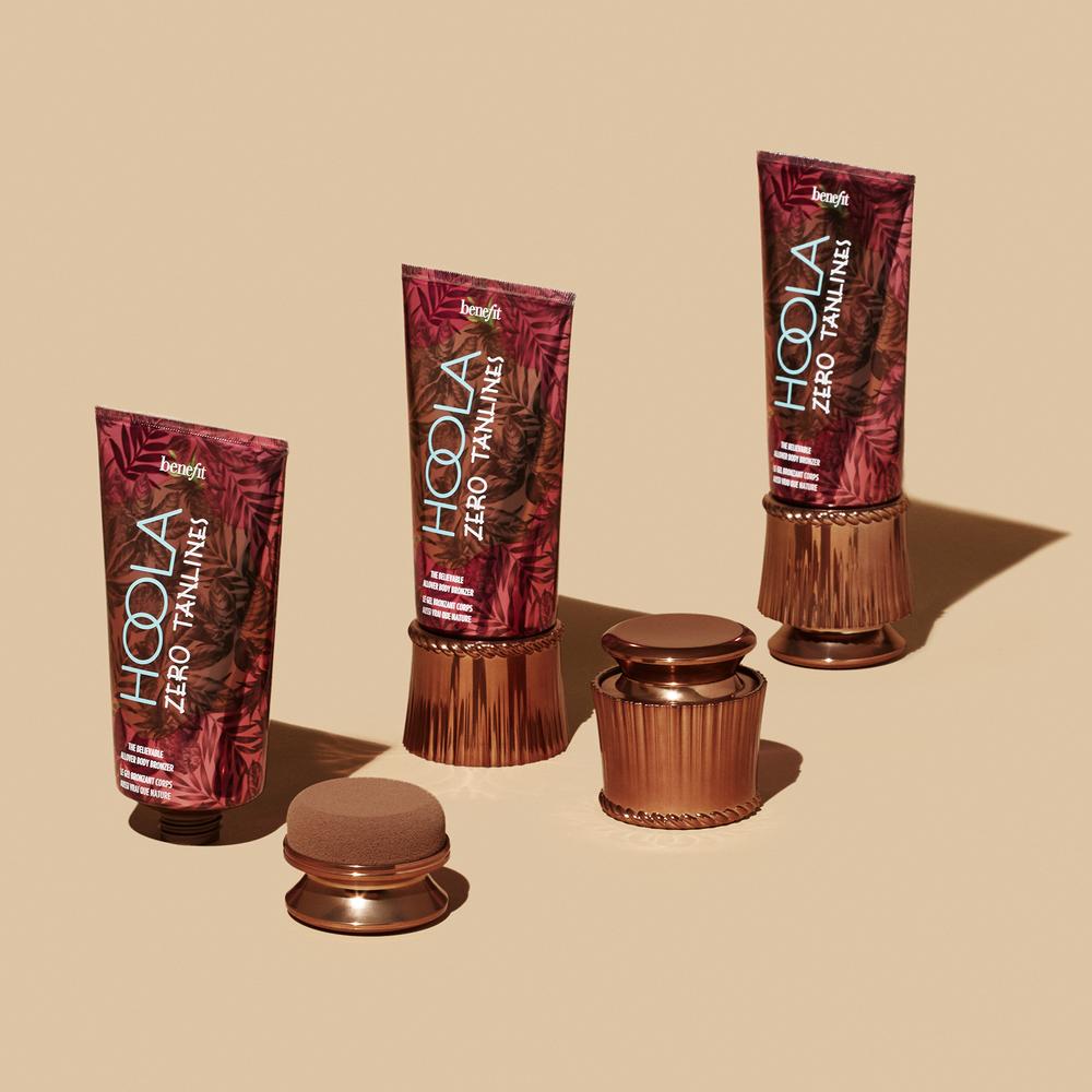 Benefit Cosmetics Hoola — The Dieline - Branding & Packaging