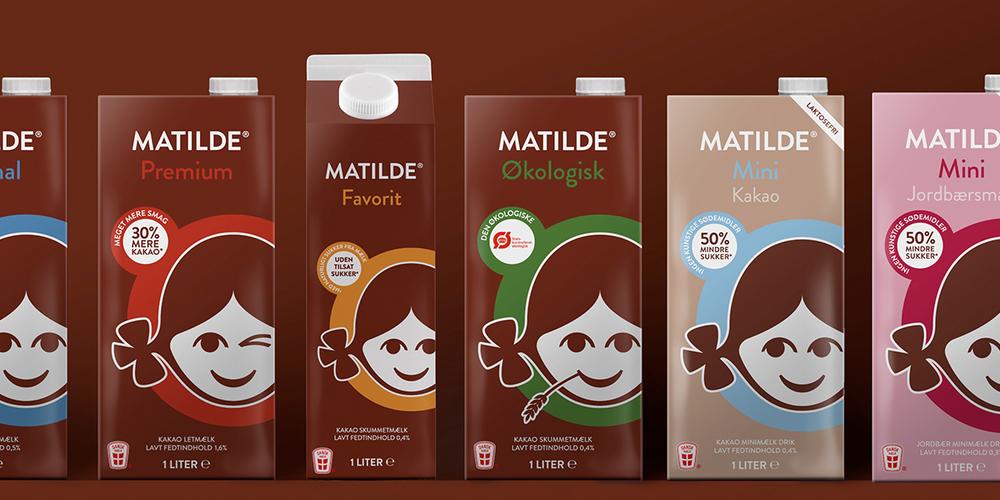 Matilde The Dieline Packaging Amp Branding Design