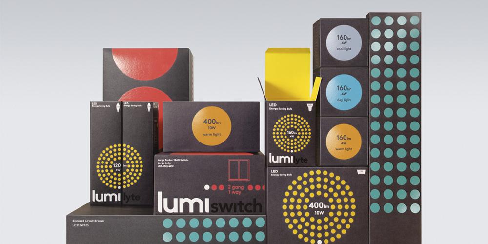 Lumi The Dieline Packaging Amp Branding Design