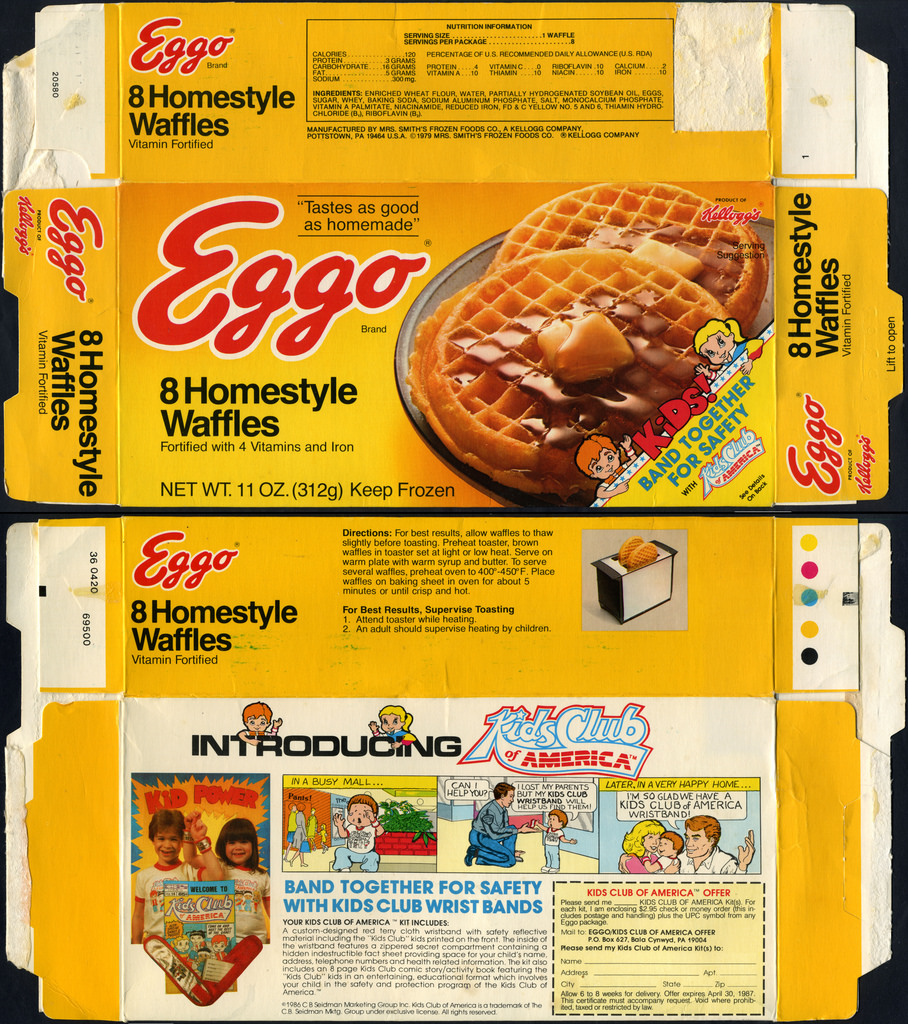 Eggs Homestyle Waffles