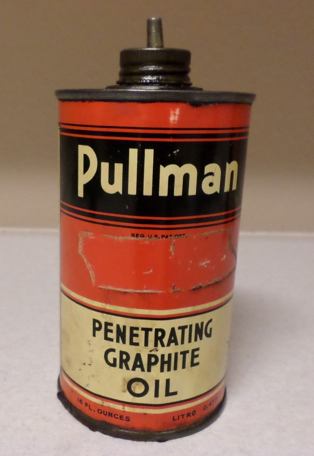 Pullman Penetrating Graphite Oil