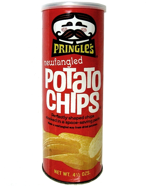 Pringles Newfangled Potato Chips