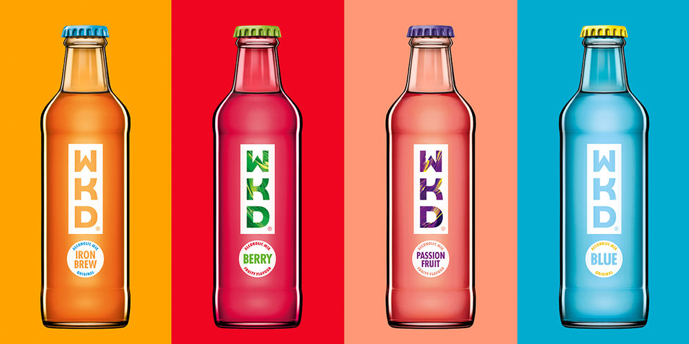 Jkr Reinvents Brand Identity For Wkd The Dieline
