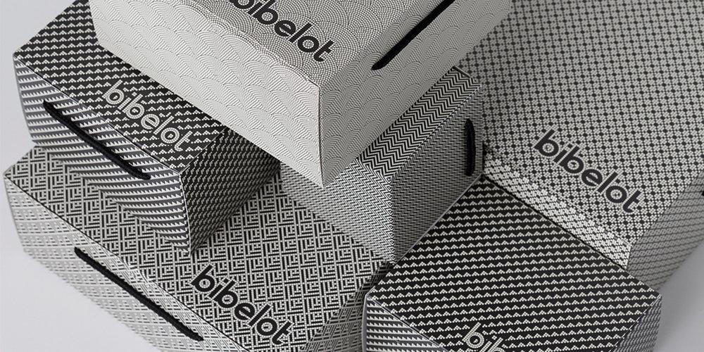 bibelot bakery the dieline packaging branding design innovation news. Black Bedroom Furniture Sets. Home Design Ideas