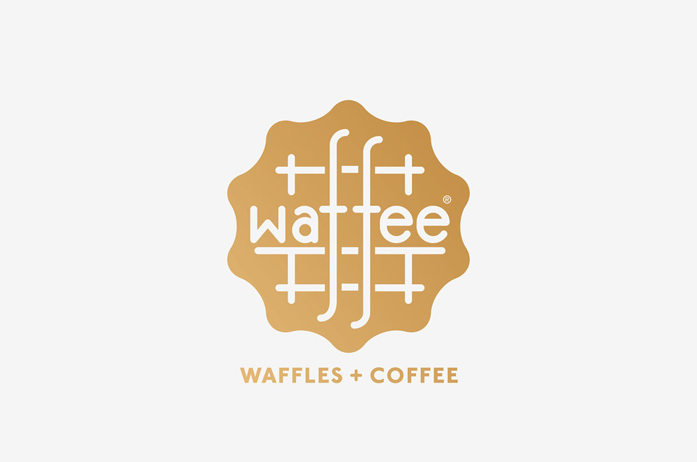 Your Caffeine Fix With Some Freshly Brewed Coffee Designed By A Friend Of Mine Waffee Pairs The Most Perfect Crisp Golden Waffle Cup Joe