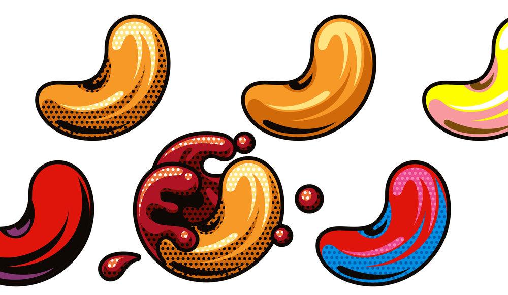 Brown Sugar Nut  U2014 The Dieline
