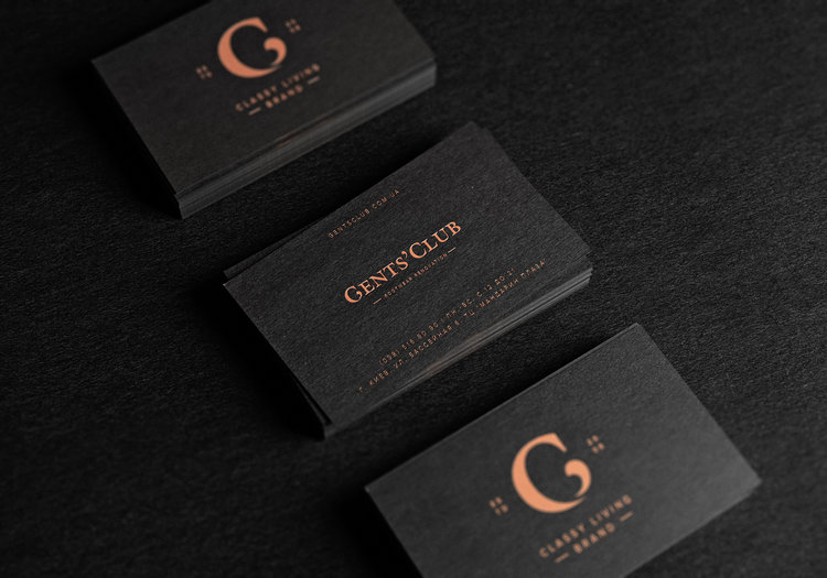Gents club footwear accessories the dieline packaging gents club relies on luxe details that keep the look relaxed yet polished copper foil adds an element of sophistication and class while the deep hues of colourmoves